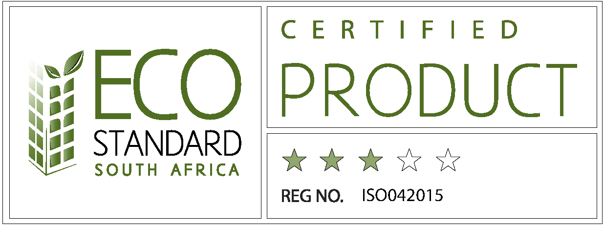 Certified product Labels 3Star